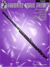 Favorite Movie Themes: Flute by Hal Leonard Publishing Corporation.