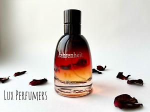 Christian Dior Fahrenheit Parfum 75ml / 2.5Oz For Men New Box Sealed Spray