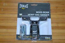 Everlast Boxing Wood Beam Heavy Bag Hanger - 100 lb. #4680 -  New