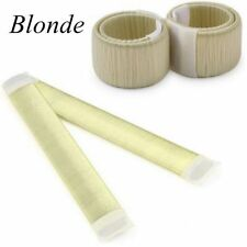 Hair Bun Maker Donut Styling Bands Former Foam French Twist Magic DIY Tool - UK