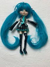 Rare Pullip Vocaloid Hatsune Miku P-034 Fashion Doll Groove Japan with Clothing)