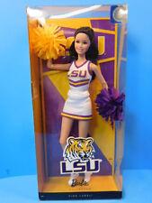 Barbie Doll University of LSU Cheerleader ~ Geaux Tigers! ~ Brunette