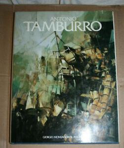 JJ092-ANTONIO TAMBURRO-MONDADORI 1990-