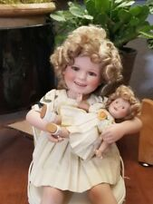 Shirley And Her Doll-Set Of 3 - Boxed in Shirley Temple Two of a Kind by Danbury