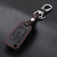 Vauxhall Leather Key Fob Chain Cover Astra Corsa Zafira Mokka Insignia