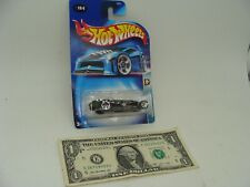 Hot Wheels Black Rocket Oil Special - Wastelanders - 2004
