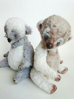 Teddy Big Bear Djelly OOAK Artist Teddy by Voitenko Svitlana.