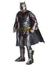 "B V S Da Uomo Dlx BATMAN ARMORED PLUS COSTUME, TORACE 46-52"", girovita 42-46"",LEG 33"""