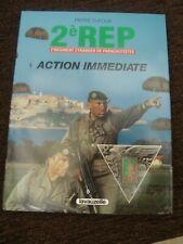 More details for 2e rep (2e regiment etranger de parachutistes): action immediate (french) hardco