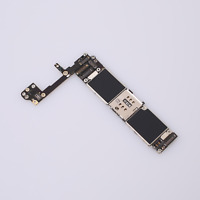 Apple iPhone 6S Logicboard Motherboard 128GB Silber 1,8 GHz A9 A1688 820-5507