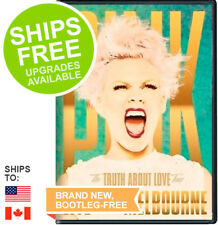 Pink Truth About Love Tour Live From Melbourne Concert, NEW DVD, 21 Songs, Bonus