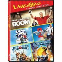 Grown UPS 2 / Here Comes The Boom / Joe Dirt 2: Beautiful Loser / Paul DVD Very
