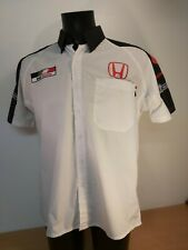 VTG Men's BAR Honda Pit Crew Official Merchandise  Short Sleeve Shirt - Medium