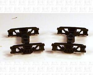 Accurail HO Parts: Andrews Freight Car Truck Frames NO WHEELS Pair
