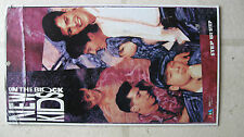 "New Kids On The Block 1990 ""Step"" Release Promotional Hanger"
