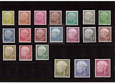 Bund Mi.Nr.177-196 ** Postfrisch------Heuss I----ca.350 M€-----148