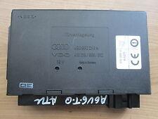 ZV Steuergerät Türverriegelung AUDI A6 S6 2,7T Quattro 250PS 4B0962258N