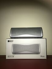 Kef Muo Portable Bluetooth Speaker - Open Box - Very Good Condition