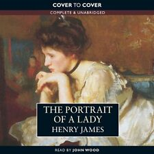 Henry James - The Portrait of A Lady - Audiobook mp3CD