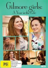 A Gilmore Girls - Year In The Life (DVD, 2017, 2-Disc Set)