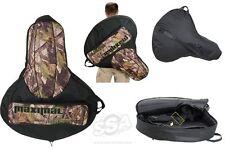 Crossbow Sac: maximale Scorpio Crossbow Doux étui Sac-Noir & Camouflage