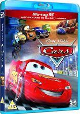 Cars 3D (Blu-ray 2D/3D) BRAND NEW!! DISNEY PIXAR