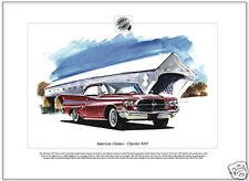 American Classics - Chrysler 300F '63 - Stampa - ALTE PRESTAZIONI LUSSO AUTO