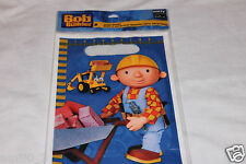 NEW BOB THE BUILDER   8 LOOT BAGS  PARTY SUPPLIES