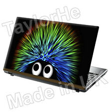 "15,6 ""Laptop Skin Sticker Decal colorido Erizo 39"