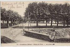 CPA -69- CONDRIEU - Champ de Foire.