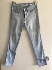 Bettina Liano Ace Skinny Jeans Size 27 Fits 8 Gorgeous