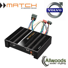 Match Amp & harness Package PP62DSP + FREE PP-AC Harness Cable Volvo