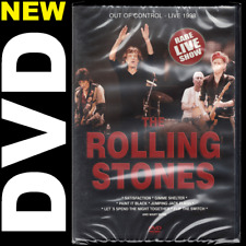 Rolling Stones: Out of Control-Live 1998 (DVD) Mick Jagger, Keith Richards
