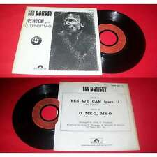 LEE DORSEY - Yes We Can Rare French PS 7' Polydor Special Club Funk 70'