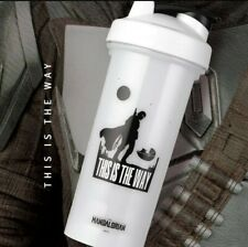 Blender Bottle x Mandalorian this is the Way 28oz. Shaker Mixer Cup New Loop top