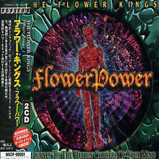 THE FLOWER KINGS - FLOWER POWER [BONUS TRACKS] NEW CD