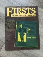 Firsts The Book Collector's Mag Mark Twain 1st Ed Bibliography Special Clemens