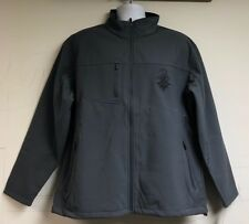 CIA Central Intelligence Agency Embroider Eagle & Compass Star SOFT SHELL Jacket