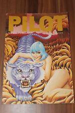 Pilot - Neue Comics für Erwachsene - Nr.9 September 1981 (Z1-2)