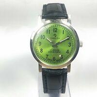 Vintage Tressa Hand Winding Movement Dial Mens Analog Wrist Watch AD59
