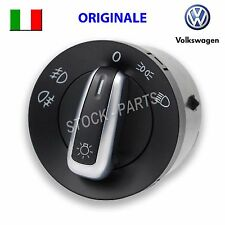 Devioluci ORIGINALE VW GOLF 5 V 6 VI PASSAT SCIROCCO interrutore pulsante luci