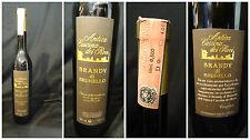Brandy di Brunello – Antica Cascina di Rovi – Prodotto e imbottigliato nell'Opif