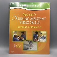 Mosby's Nursing Assistant Video Skills - Student Version Dvd 3.0 9780323056946