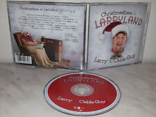 CD LARRY THE CABLE GUY - CHRISTMASTIME IN LARRYLAND
