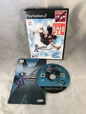 ESPN Winter X-Games Snowboarding 2 (Sony PlayStation 2, 2002) ps2 Sport Schnee
