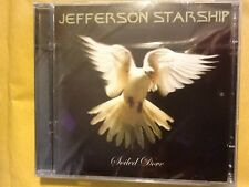 JEFFERSON.     STARSHIP.        CD.    DVD.       SOILED. DOVE.