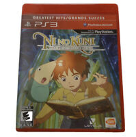 Ni No Kuni: Wrath of the White Witch Ps3 PlayStation 3 Kids Game Fantasy 1