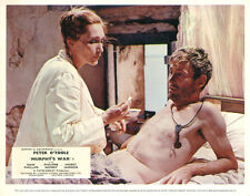 Murphy's War Original Lobby Card Peter O'Toole bare chested Sian Phillips