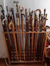 Incredibile collezione di bastoni multifunzione - Antique Stick - canne-système