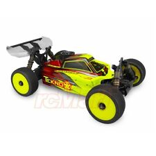 Jconcepts S1 Clear Body For Tekno NB48 NB48.3 Nitro GP 1:8 RC Cars Buggy #0327